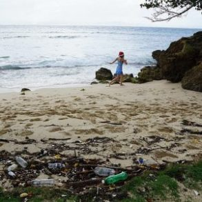 garbage pollution beach 300x300 - Cleaner Ocean For A Happier Earth - How To Make A Difference?