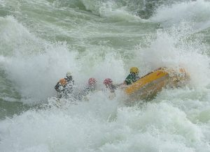 White water rafting extreme water sport 300x218 - Four Most Dangerous Water Sports