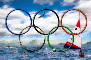 olympics 300x200 - Top Upcoming Swimming Competitions in 2020